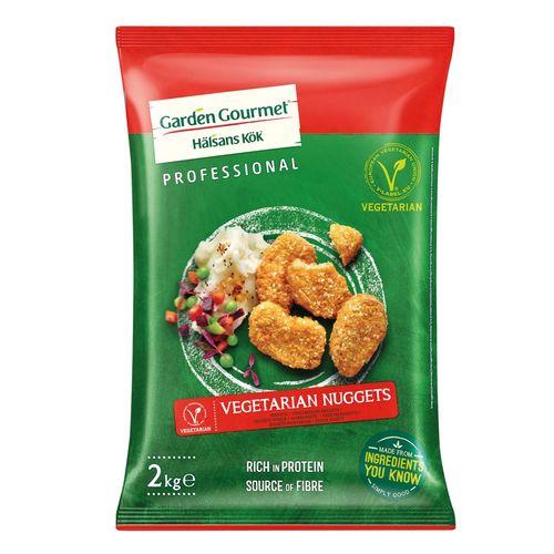 Mr. Veggie nugety, Garden Gourmet 2kg 1