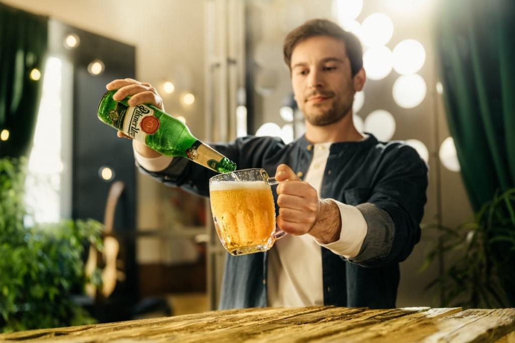 Ako si doma správne naservírovať pivo, aby si zachovalo svoju plnú chuť? 3
