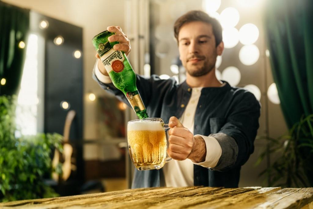 Ako si doma správne naservírovať pivo, aby si zachovalo svoju plnú chuť? 4