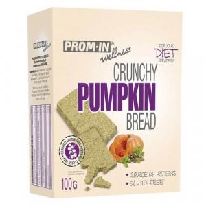 Prom-in Crunchy Bread 100g, tekvicové plátky 3