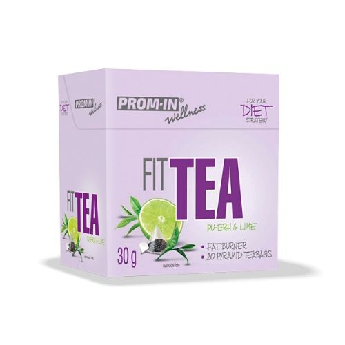Prom-in Fit Tea pur-eh 20x1,5g, limetka 1
