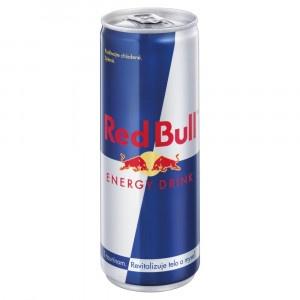 Red Bull Energy drink 250ml plech 5