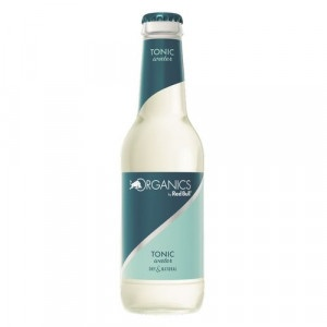 Red Bull Organics Tonic water 250ml sklo 3