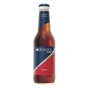 Red Bull Organics simply Cola 250ml sklo 8