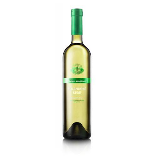 Víno b. Rulandské šedé Fresh suché, VZT 0,75l SK 1
