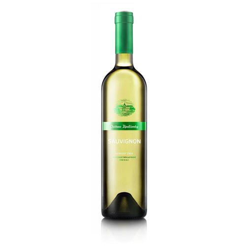 Víno b. Sauvignon Fresh suché, VZT 0,75l SK 1