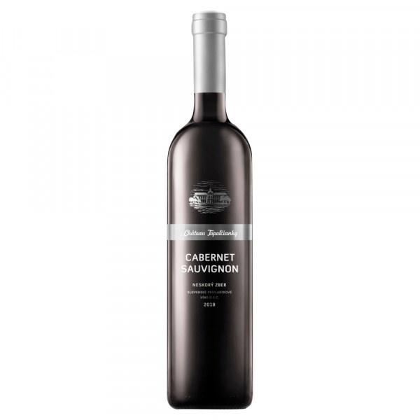 Víno č. Cabernet Sauvignon suché, VZT 0,75l SK 1