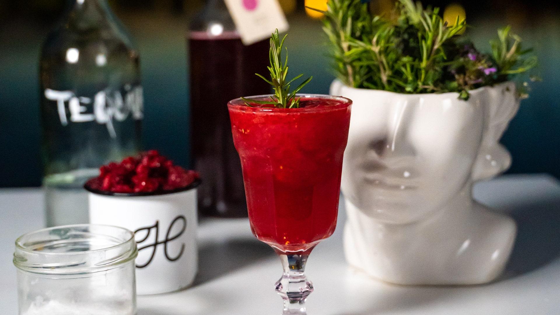 Drink Malina & Ruža