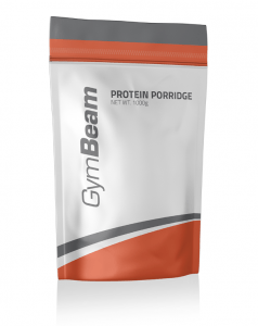 Proteínová kaša vanilka 1000 g GymBeam VÝPREDAJ 5