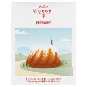 Cukor práškový, Korunný 1kg 8
