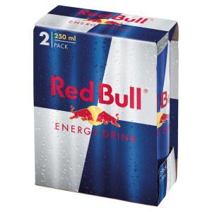 Red Bull Energy drink 2 x 250ml 10