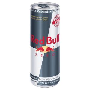 Red Bull Zero 250ml plech 14