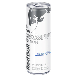 Red Bull Coconut 250 ml plech 9