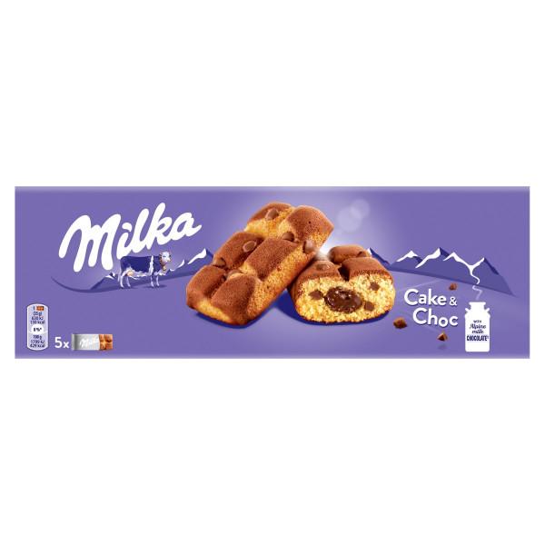 Milka Cake & Choc jem peč. čok.náplň 175g VÝPREDAJ 1