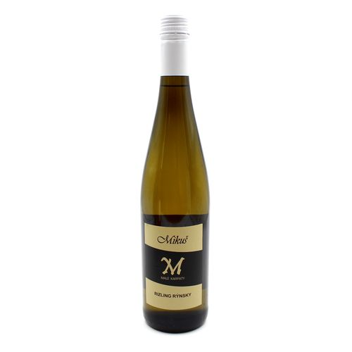 Víno b. Rizling rýnsky suché, JM Doľany 0,75l 1