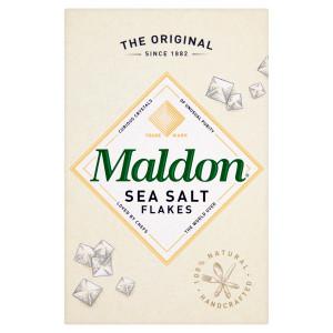 Soľ morská maldon 250g 14