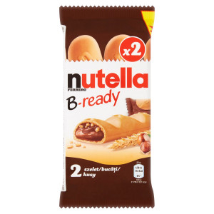 Nutella sušienka B-ready 2ks 44g 2