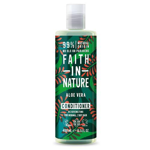 Faith in Nature kondicionér Aloe Vera 400 ml 1