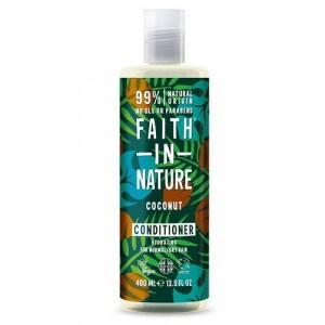 Faith in Nature kondicionér Kokos 400 ml 3