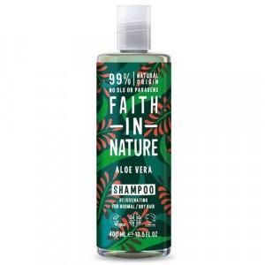 Faith in Nature šampón Aloe Vera 400 ml 4
