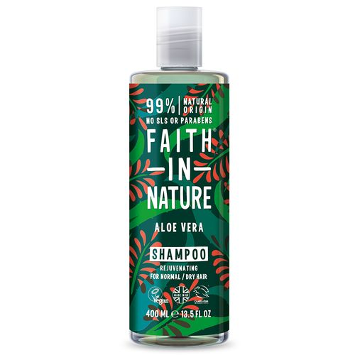 Faith in Nature šampón Aloe Vera 400 ml 1