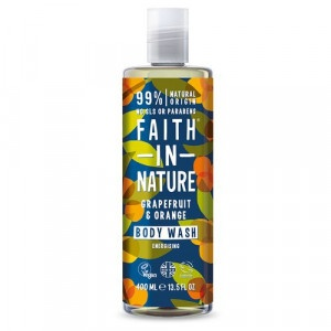 Faith in Nature sprchový gel Grep&Pomaranč 400 ml 2