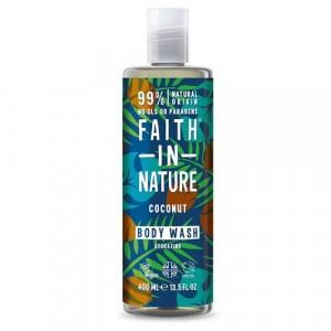 Faith in Nature sprchový gel Kokos 400 ml 9