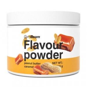 Flavour powder Arašid. maslo, karamel 250g GymBeam 3