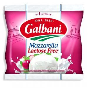Mozzarella GALBANI BEZLAKTÓZOVÁ 100g 12