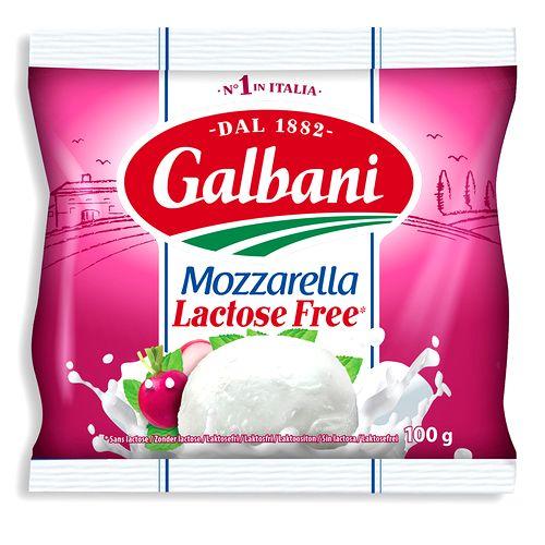 Mozzarella GALBANI BEZLAKTÓZOVÁ 100g VÝPREDAJ 1