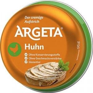 Paštéta mäsová kuracia 95g, Argeta 4