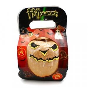 Tekvica Halloween boo! s maskou 2