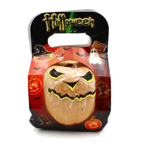 Tekvica Halloween boo! s maskou 1