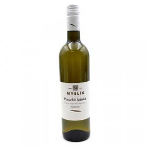 Víno b. Pesecká leánka polosuché, Myslík 0,75l SK 9