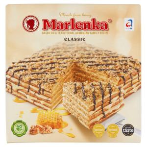 Marlenka® Torta medová s vlašskými orechmi 800g 7