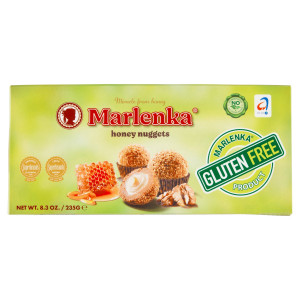 Marlenka® Guličky medové bezlepkové 235g 12
