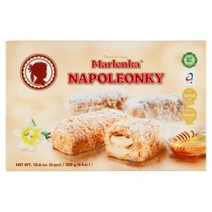 Marlenka® Napoleonky medové 300g 4