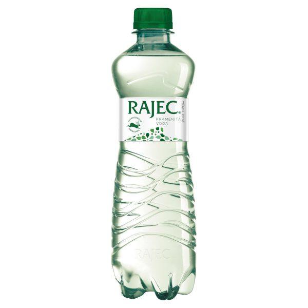 Rajec pramenitá voda jemne sýtená 0,75 l 1