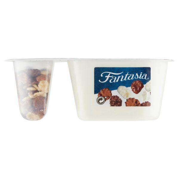 Jogurt Fantasia s čokovločkami DANONE 106 g 1