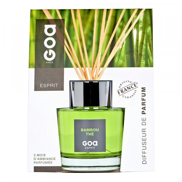 GOA Difuzér bambusový čaj 200ml 1