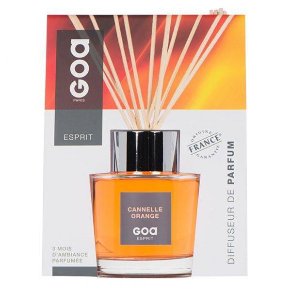 GOA Difuzér pomaranč škorica 200ml 1
