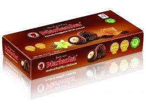 Marlenka® Guličky kakaové 235g 1