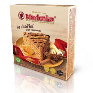 Marlenka® Torta škoricová 800g 8