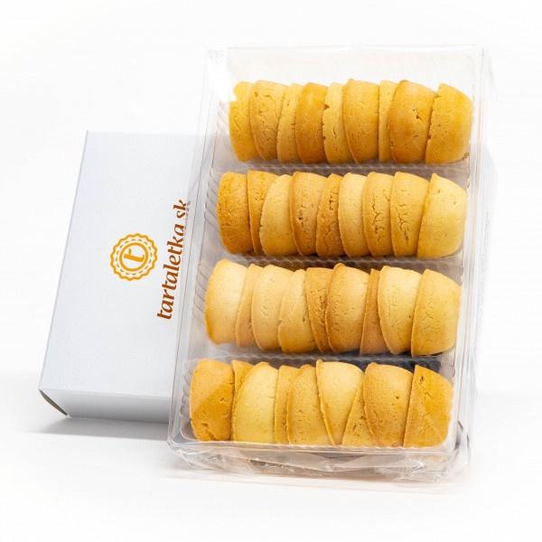 Maslový košíček malý Tartaletka 40x18 mm, 180g 1