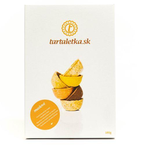 Maslový košíček malý Tartaletka 40x18 mm, 180g 3