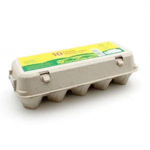 Vajcia tr. A M-L 10ks bal., voľný výbeh, Baloň 30