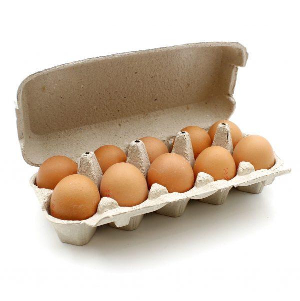 Vajcia tr. A M-L 10ks bal., voľný výbeh, Baloň 2